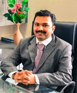 Dr Prajakt Binayake